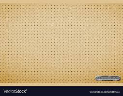 dark gray perforated leather texture vector image