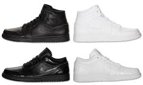 jordan air force 1. basic-color-sneakers-blog-showcase-1 jordan air force 1 e