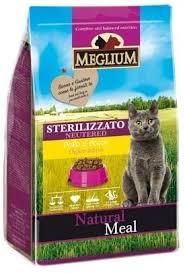 <b>Meglium Cat Adult</b> Sterilized 15 kg: Amazon.co.uk: Pet Supplies