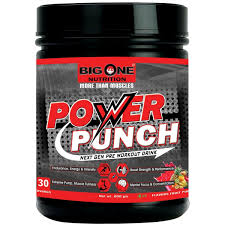 big one nutrition power punch 30 serving