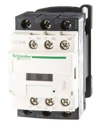 lc1d18f7 schneider electric 3 pole contactor 18 a 110 v ac coil schneider electric main product