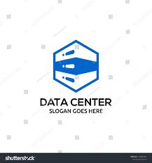 Data Center Logo Design Server Logo Design Template Big Data Stock Image Download Now