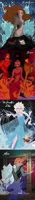 Scary Zombie Disney Princesses The Meta Picture