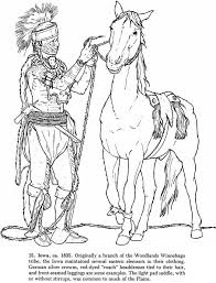 Pin By Connie Drury On Color The West Horse Coloring Pages