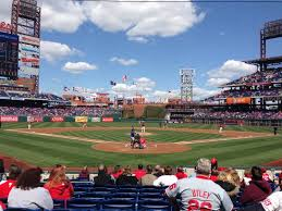Phillies Field Seating Chart Philadelphia Phillies Seating Guide Citizens Bank Park