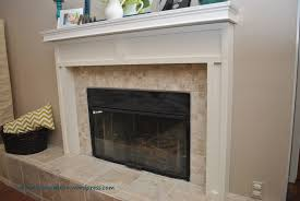 image of how to build a fireplace surround and mantel