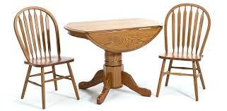 round wood dining table with leaf picture of inch drop leaf table only reclaimed wood dining