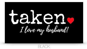 Taken I Love My Husband TeeHoodie Custom How Can I Love My Husband