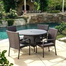 meridian 6 piece patio dining set 6 piece patio dining set dining room amazing outdoor dining