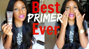 best primer ever for acne and oily skin