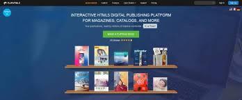 Make A Flip Chart Online The 6 Best Free Online Flipbook Makers For 2018 _