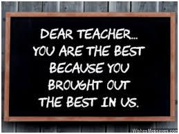 Best Teacher Quotes Mesmerizing Best Teacher Quotes Friendsforphelps