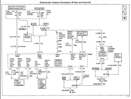 Labeled delphi delco electronics radio wiring diagram