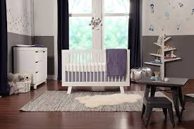 babyletto hudson crib in white
