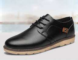 men s casual pu leather shoes by damias collection kl new design 2017