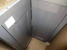 Staining Kitchen Cabinets Darker Grey Kitchen Cabinet Stain Quicuacom