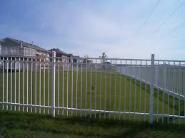 Decorative Security Fencing Aluminium Security Fence Aluminium Fencing Installation In Mn