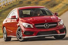 Little of substance has changed with this year's model. Used 2015 Mercedes Benz Cla Class Cla 45 Amg Review Edmunds