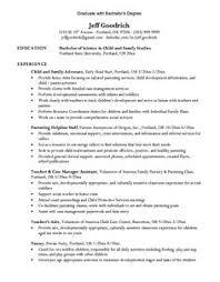 Graduate Bachelor Degree Resume - http://exampleresumecv.org/graduate- bachelor