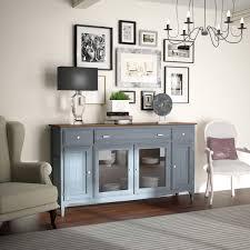 ... Mirrored Buffet Cabinet Mirrored Buffet Sideboard Server Credenza Gs  Com Fontana: astounding mirrored