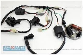 pw wiring harness pw image wiring diagram pw117 pw50 main wire harness on pw50 wiring harness