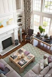 large living room furniture layout. 10 Tips For Styling Large Living Rooms {\u0026 Other Awkward Spaces} - The Inspired Furniture Arrangement Idea Diy Room Layout E