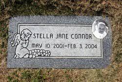 Stella Jane Connor (2001-2004) - Find A Grave Memorial