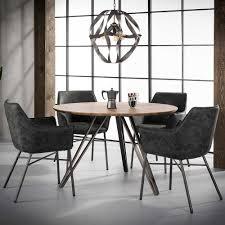 Essgruppe Mit Rundem Tisch Gallery Of Runder Esstisch Holz Schan