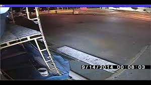 Security camera footage for Homicide #35/2014 - YouTube
