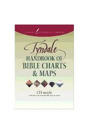 Bible Charts Tyndale Handbook Of Bible Charts And Maps With Cd