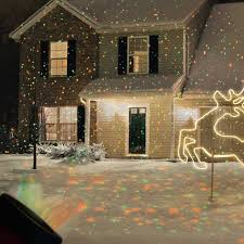outdoor spot light for christmas decorations. christmas lights outdoor lawn light sky star laser spotlight shower landscape park garden spot for decorations p