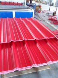 pvc plastic corrugated roofing sheets insulation and corrosion resistant from wholers