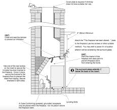 electric fireplace insert installation. Installing Electric Insert In Masonry Fireplace Installation