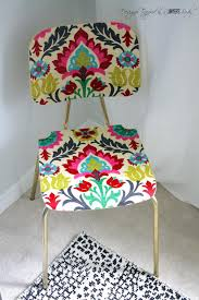 diy decoupage furniture. Decoupage Ideas For Simple Projects A Chair With Fabric Diy Chairs Furniture H