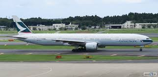 cathay pacific 777 300 773 version