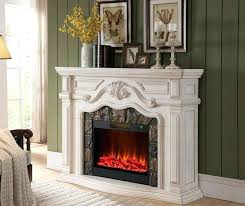 new off white electric fireplace and best fireplace