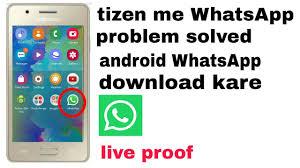Donload opramini samsung z2 : Samsung Z2 Me Whatsapp Kaise Download Kare Youtube