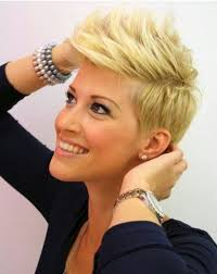 Short Hairstyle Women 2015 21 easy hairdos for short hair pixie haircut faux hawk and 7015 by stevesalt.us