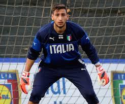Gigio Donnarumma al debutto con l'Italia Under 21 - Questa sera in Irlanda  gli azzurri di Di Biagio in cerca del pass per gli Europei