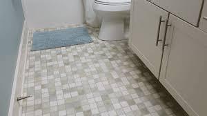 how to clean a bathroom floor better