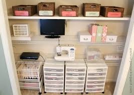 office in closet ideas. A Crafty And Office Closet Using Storage For Organizer Ideas In I