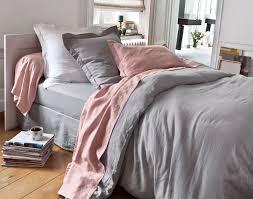 linge de lit le lin reprend du service