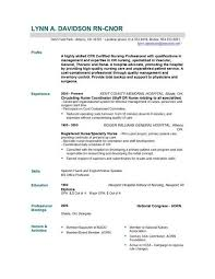 Brilliant Ideas Of Nurse Cv Template Nursing Cv Template Nurse