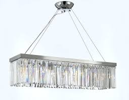 chandeliers odeon glass fringe rectangular chandelier odeon glass fringe rectangular chandelier gallery closeout retro glass