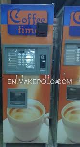 Used Coffee Vending Machines Magnificent Zanussi Venezia Vending Machines Zanussi Venezia ES Coffee Vending