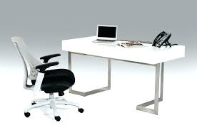 white modern office chair. Modern Office Desk Chair Furniture Reception Glass Sharp White Chairs .