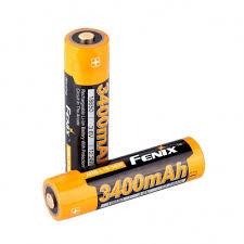 <b>Аккумулятор 18650 Fenix ARB</b>-<b>L18</b> (3400mAh): купить, лучшая ...