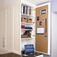 filewmuk office kitchen 1jpg. cork board inside kitchen cabinets over desk filewmuk office 1jpg r