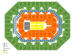 Disney On Ice Target Center Seating Chart Target Center Seating Chart And Tickets