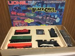 lionel the black cave flyer train unused in box estate look lionel the black cave flyer train unused in